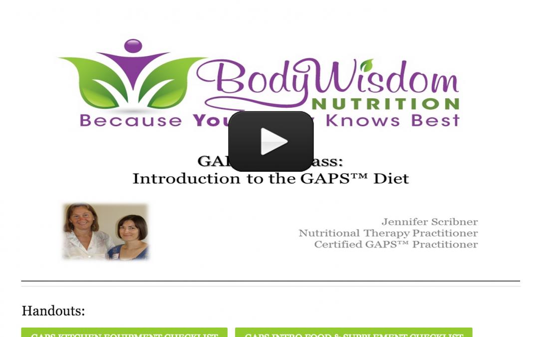 Body Wisdom Nutrition