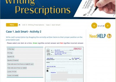 Online Course: Writing Prescriptions